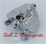 2008-2012 Hayabusa Ball Cut  Chromed Stock/OEM Rear Brake Caliper