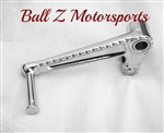 Hayabusa Ball Cut & Chromed Stock/OEM Gear Shift Lever
