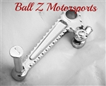 Ball Cut & Chromed Stock/OEM 99-07 Hayabusa Gear Shift Lever