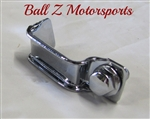 Hayabusa Chrome Throttle Cable Guide Clamp & Bolt