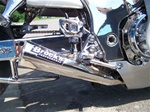 Hayabusa Brock's Performance Short Megaphone Full Exhaust System!