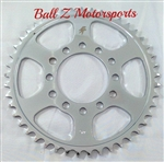 Chrome Steel 45 th tooth Rear Sprocket for Performance Machine Wheels