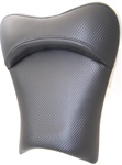 """New Image"" Custom Shaped/Covered GSXR 600/750/1000 Carbon Fiber Front Seat"