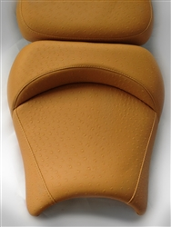 """New Image"" Custom Peanut Ostrich Hayabusa Front Seat"