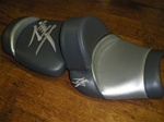 Custom Hayabusa Grey/Silver Front & Rear Seats w/Hump Pad