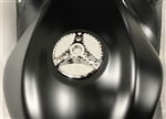 Hayabusa GSXR 600/750/1000 Custom Chrome 3D Hole Shot Fuel Lid/Gas Cap w/Ball Cut Edges