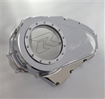 Custom Chrome 09-15 GSXR 1000 See Through Clutch Cover