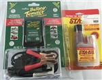 Battery Tender Jr + STA-BIL Ethanol Fuel Treatment & Performance Improver 22265