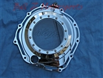 Chrome ZX14 See Through Clutch Cover w/ Ninja Logo