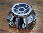 ZX-14 Custom Billet Chrome See Through Wicked Stator Cover