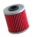 K&N KN-207 BMW High Performance Oil Filter