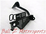 08-Up Hayabusa Black Powder Coated Rectifier Bracket