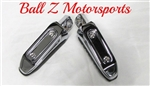 08-13  Hayabusa Chrome OEM Rear Passenger Foot Pegs Outright Sale