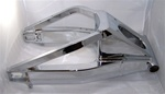 Chromed Stock/OEM 99-07 Hayabusa Rear Swingarm