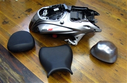 **USED** 08-12 Hayabusa Complete Tail Section Conversion Kit