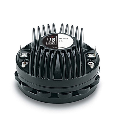 18 Sound ND1070 Neodymium High Frequency Driver
