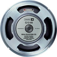 "Celestion G12-65 Heritage.15 12"" Guitar Speaker"