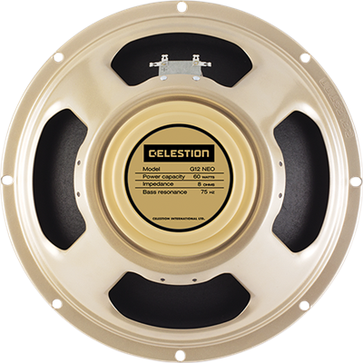 "Celestion G12H Neo Creamback 12"" guitar speaker"