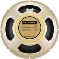 "Celestion G12M-65 Creamback.16 12"" guitar speaker"