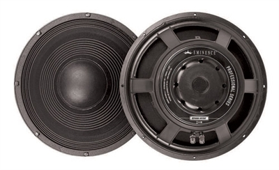 "Eminence Definimax 4015ULF-8 15"" High-Power Subwoofer"