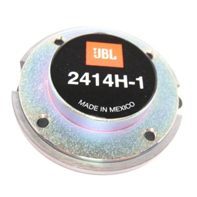 "JBL 2414H-1 HF Driver is a 1"" High Frequency Screw-On Driver"