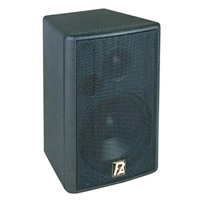 P Audio A30F Black Speaker System