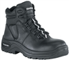 Reebok Mens Black 6-Inch Waterproof Puncture Resistant Sport Boot