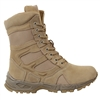 Rothco Desert Tan Forced Entry Deployment Boots - 5357