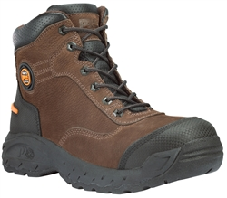 Timberland Pro 6-Inch Brown Endurance Safety Toe Hiker