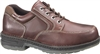 Wolverine Boots Mens Maple Dark Brown DuraShocks Leather Oxford Shoes