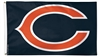 Chicago Bears Flag - Deluxe