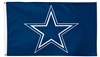 Dallas Cowboys Flag - Deluxe