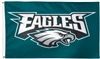 Philadelphia Eagles Flag - Deluxe