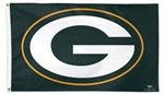 Green Bay Packers Flag - Deluxe