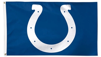 Indianapolis Colts Flag - Deluxe