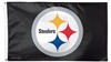 Pittsburgh Steelers Flag - Deluxe