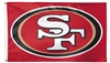 San Francisco 49ers Flag - Deluxe