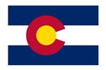 Colorado State Flag Monsoon Heavy Duty