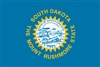 South Dakota State Flag Monsoon Heavy Duty