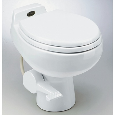 Model 510 Plus Low Flush Toilet by Sun-Mar