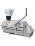 Centrex 3000 AF extra high capacity composting toilet by Sun-Mar