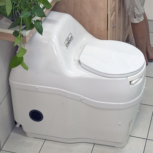 Sun Mar Compact Self Contained Composting Toilet By Sun Mar