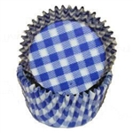Fox Run Gingham Cupcake Liner