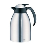 TeaTherm, Double-Walled Matte Stainless Steel w/Integrated Filter 1.0 L