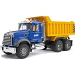 Bruder Mack Granite Dump Truck - Made in Germany