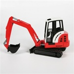 Bruder Schaeff HR16 Mini Excavator - Made in Germany