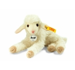 Steiff Stuffed Lamb Linda White