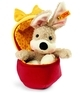 Steiff Mr. Cupcake Rabbit in Plush Egg
