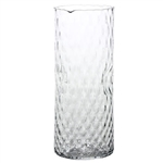 Zafferano Veneziano Clear Carafe - Made in Italy