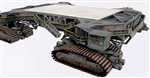 Crawler Transporter for Apollo Launch Umbilical Tower (LUT) Model Kit in 1:72 scale for Revell or any 72 Saturn V Model.  The unbuilt heavy paper model has won accolades globally since 2006 for accuracy and realism and is designed to bear all loads.
